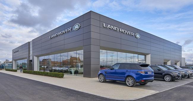 Land Rover Dealership >> Jaguar Landrover Boston Csh Interiors